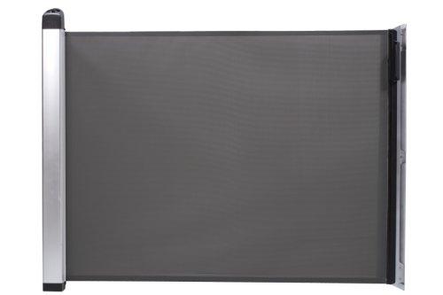 lascal 12502 kiddyguard avant schwarz treppenschutzgitter ohne. Black Bedroom Furniture Sets. Home Design Ideas