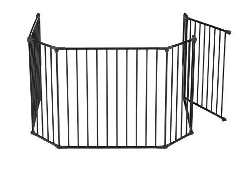 baby dan kaminschutzgitter treppenschutzgitter ohne. Black Bedroom Furniture Sets. Home Design Ideas