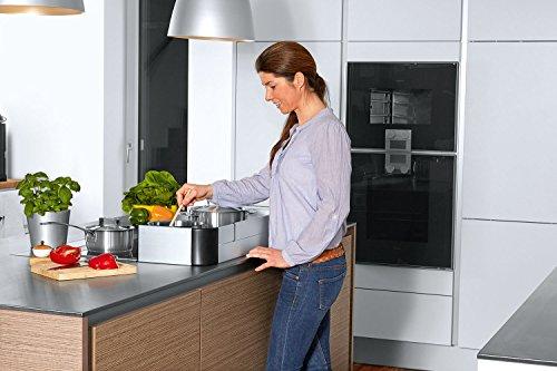 reer 20015 design line herdschutz treppenschutzgitter ohne. Black Bedroom Furniture Sets. Home Design Ideas