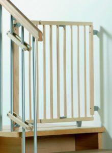 Geuther Treppenschutzgitter zum klemmen